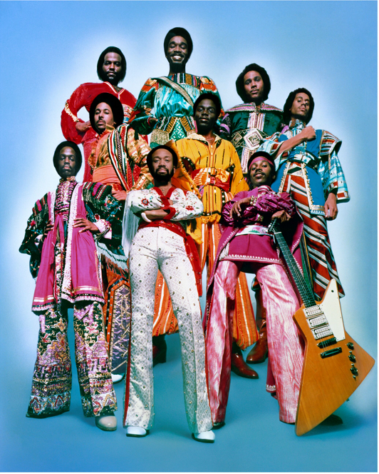 Earth, Wind and Fire at Arizona Federal Theatre