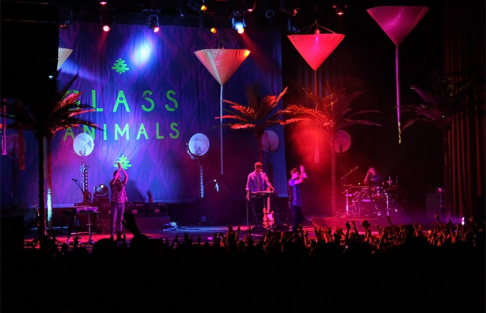 Glass Animals at Arizona Federal Theatre